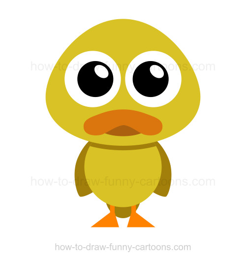 500x532 To Draw A Duck