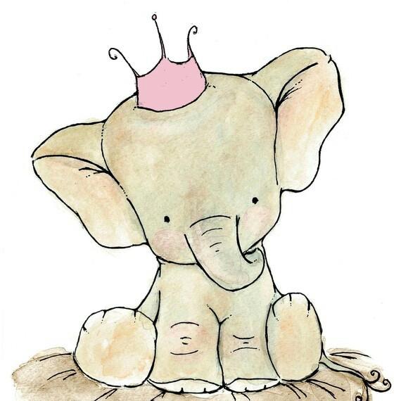 570x570 Elephant Prince, Freaking Cute Elephant Drawing Cute Drawings