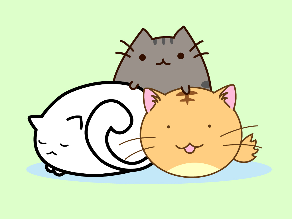Cute Fat Cat Drawing at GetDrawings.com | Free for personal use Cute ...
