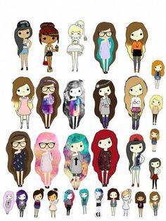 236x314 Cute Cartoons Cartoon, Cartoon Girls And Drawings