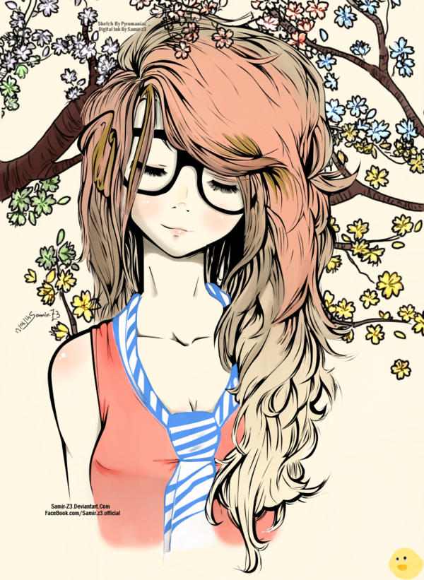 600x821 Cute Girl By Nataliaria