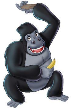 236x354 Gorilla Clipart Cute