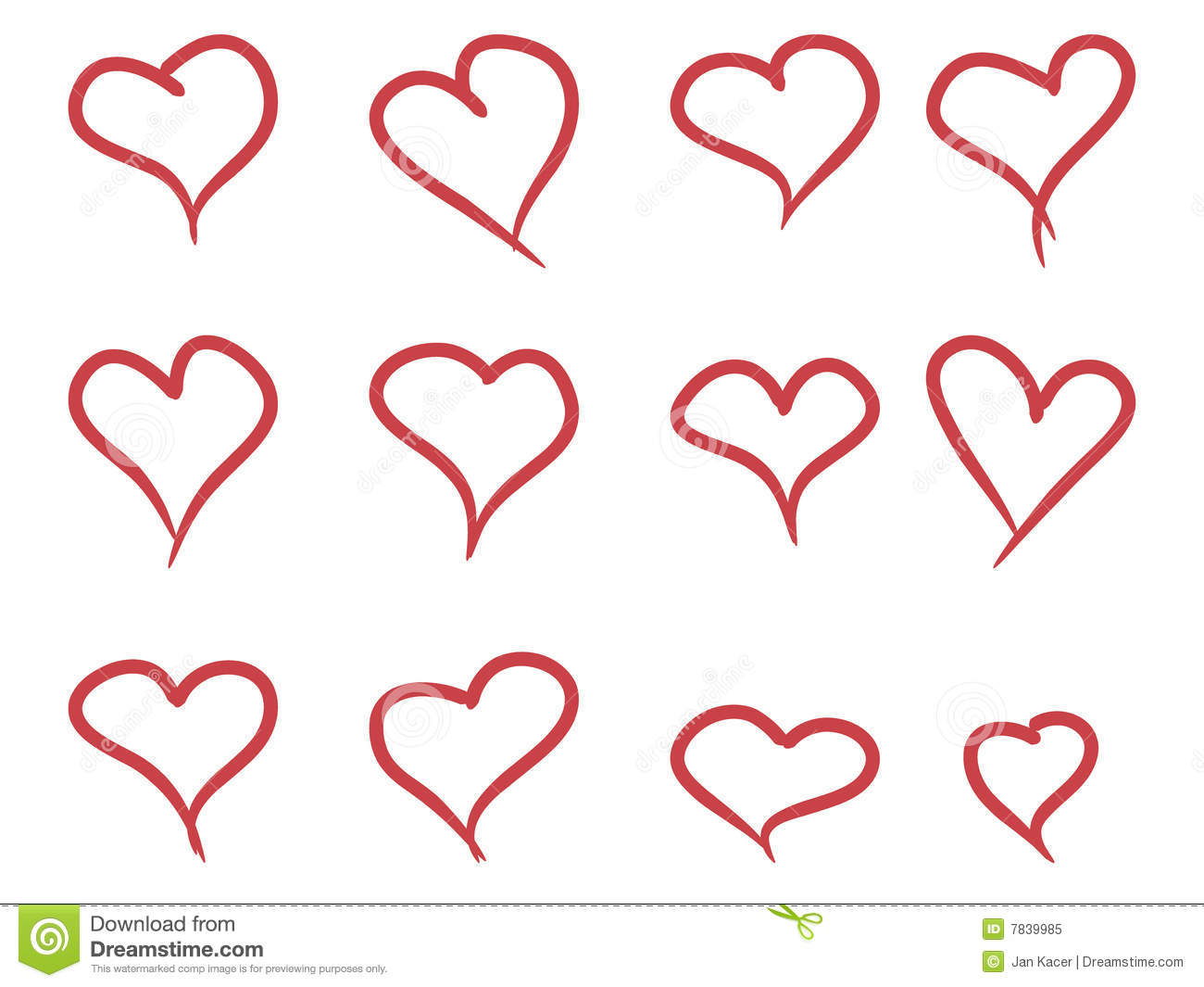Cute Heart Drawing At Getdrawings Com Free For Personal Use Cute