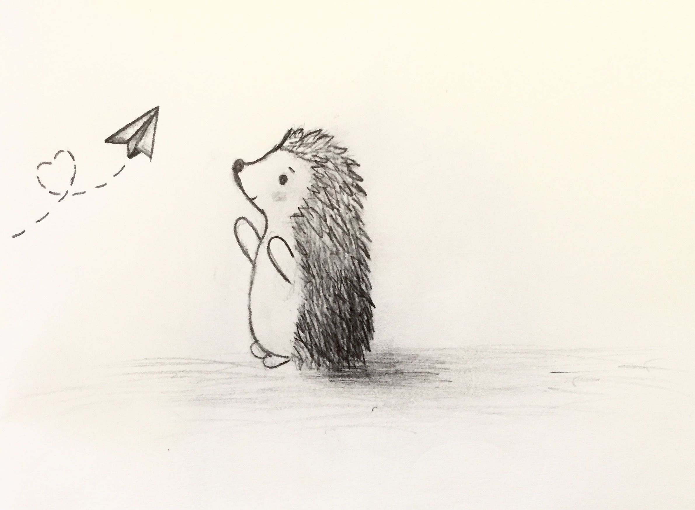 Line Drawing Hedgehog : Cute hedgehog drawing at getdrawings free for personal use