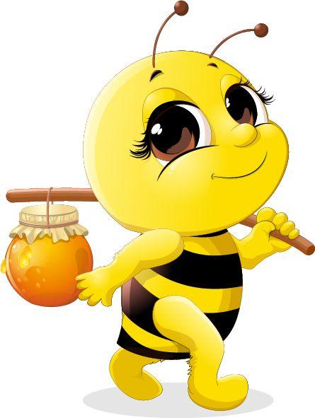 445x591 Cute Honey Bee Cute Honey Bee Related Keywords Amp Suggestions