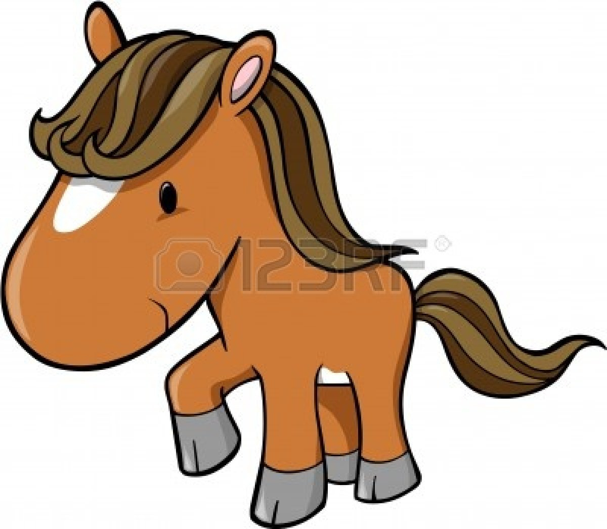 cute horse drawing at getdrawings com free for personal use cute rh getdrawings com cute baby horse clipart cute horse clipart black and white