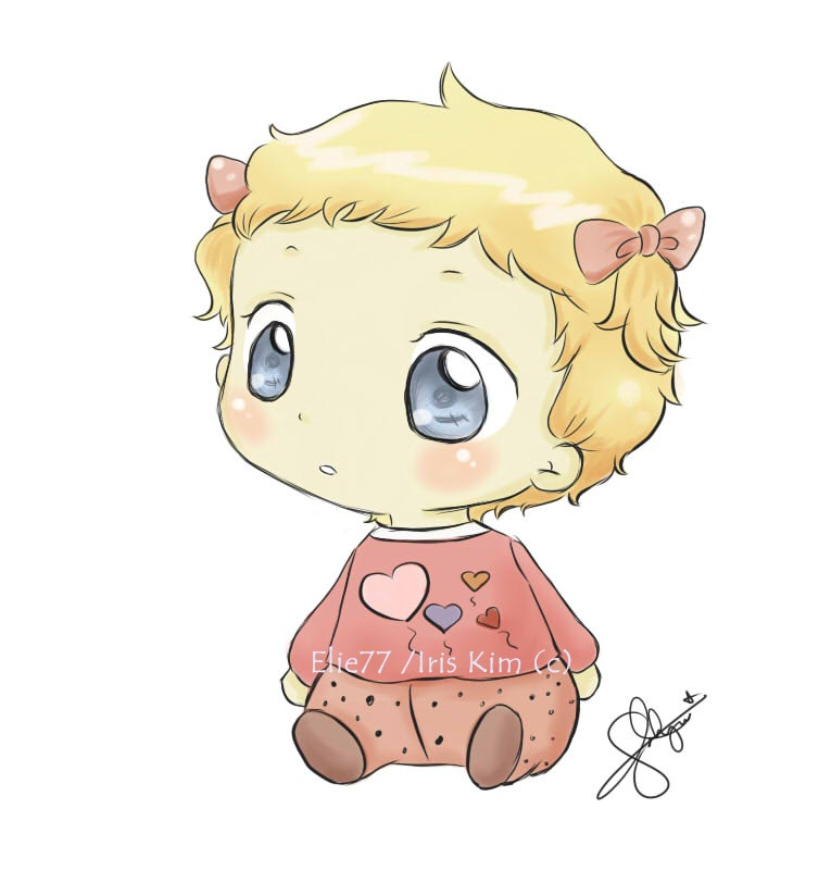 765x812 Cute Baby By Irislove77