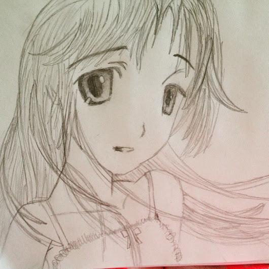 530x530 Drawing, Anime, Manga, Anime Girl, Anime Drawing, Manga Girl