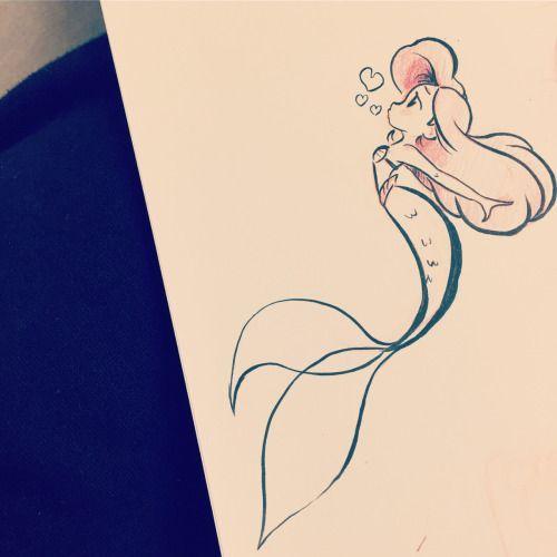 500x500 The Little Mermaid All Things Disney! Mermaid