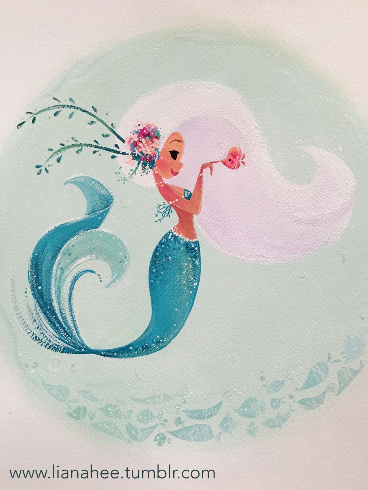 1280x1707 Image Result For Cute Mermaid Art My Glenlo Abbey Home