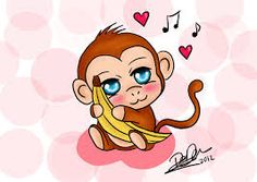 236x167 monkey crafts How to Draw an Easy Monkey, Step by Step, forest