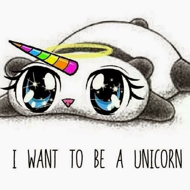 640x640 Awww Cute Creative Unicorns, Drawings And Doodles