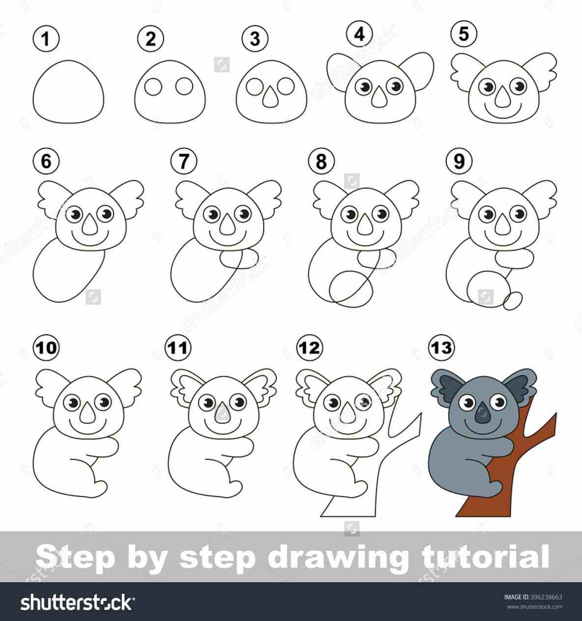 Cute Panda Drawing Step By Step At Getdrawings Com Free For
