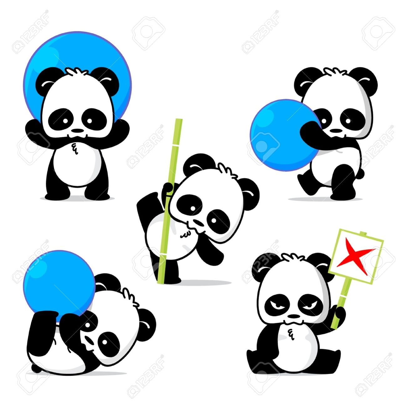 1300x1300 Cute Panda Pictures Anime