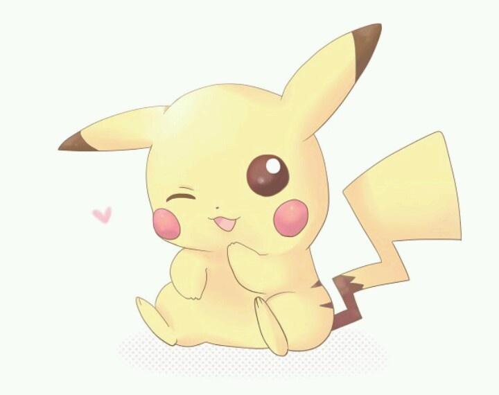 Cute Pikachu Drawing at GetDrawings   Free download