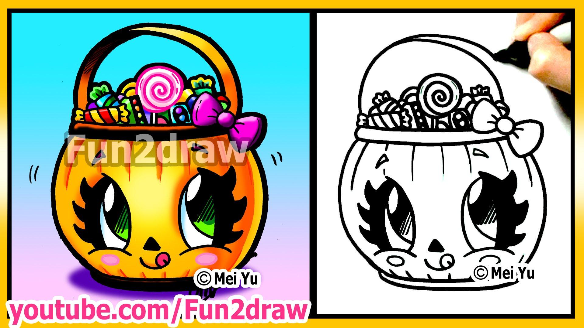 1920x1080 Cute Candy Bucket