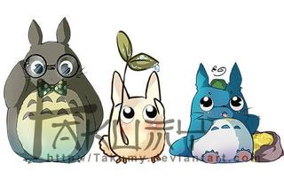 320x202 My Neighbor Totoro Stickers . I Saw This Nerdy Totoro Piggy Bank