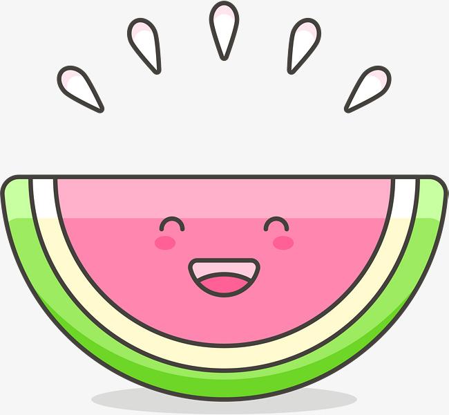 650x600 Cartoon Cute Watermelon, Cartoon Hand Drawing, Lovely, Watermelon