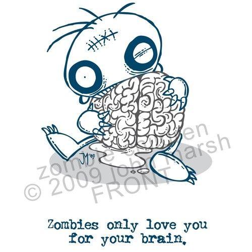 500x500 Cute Zombie Cute Zombie Bunny Cute Zombie Love Quotes Cute