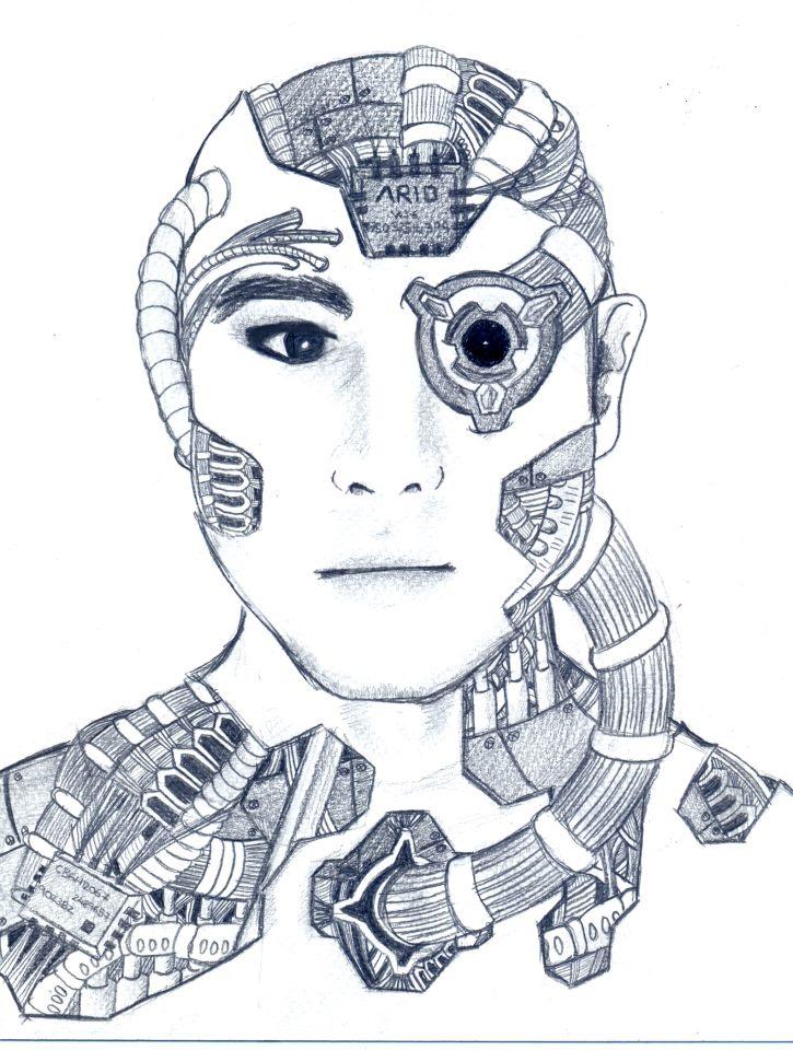 725x960 Cyborg Sketchdoodle 4 By Spirit0407