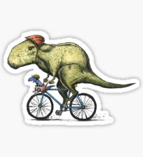 210x230 Cyclist Drawing Stickers Redbubble