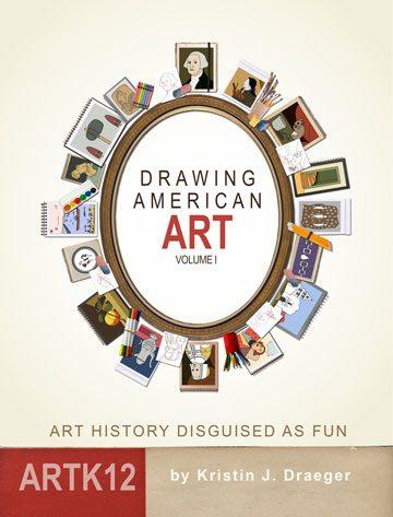 360x473 Drawing American Art Volume I Kristin J. Draeger
