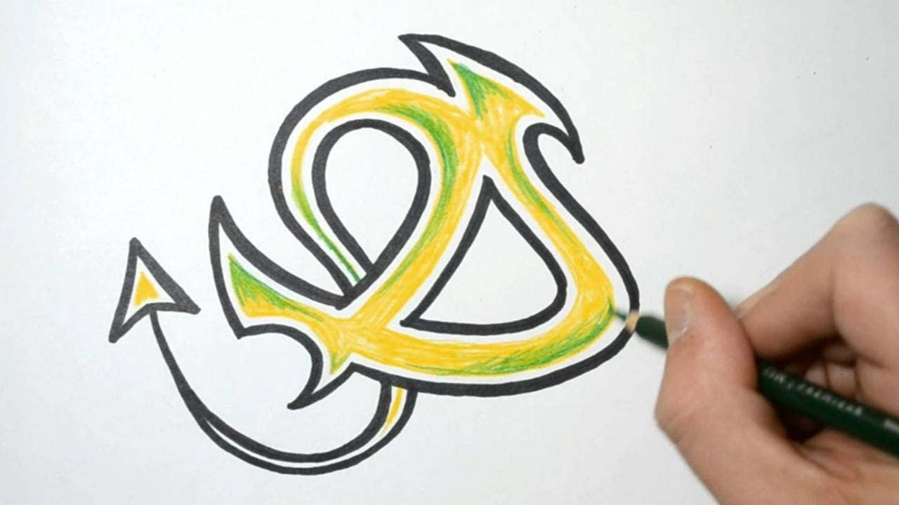 1280x720 How To Write Graffiti Letters
