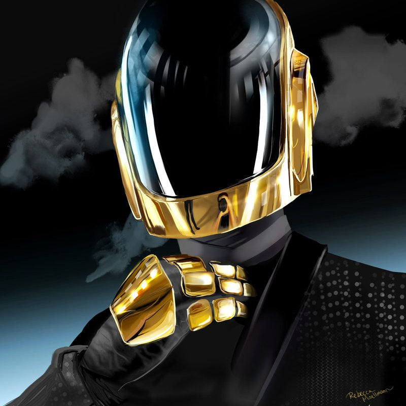 800x800 Daft Punk Guy Manuel By Queenrebecca Daft Punk