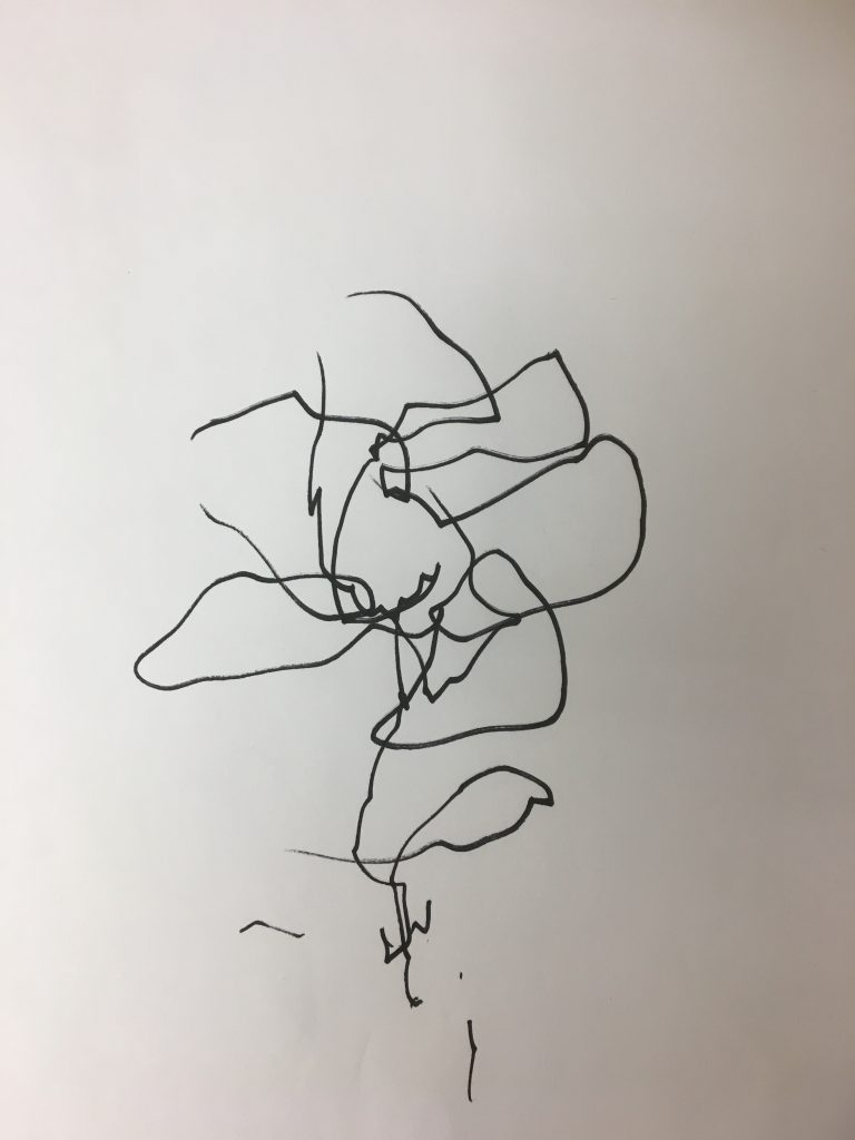 768x1024 Podiatry Patients Always Draw A Daisy. Drawing Helps To Prevent