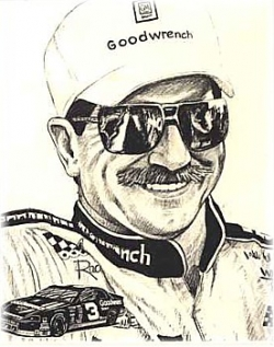 250x317 Dale Earnhardt, From My Old Squidoo Site, Legend 3