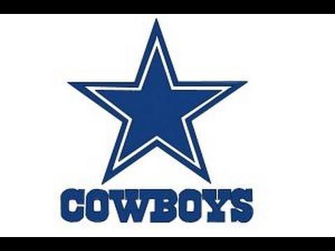 480x360 How To Draw Dallas Cowboys Logo, Nfl Team Logo
