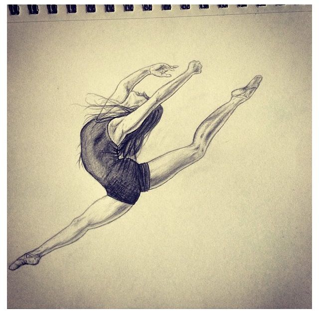 640x629 Dancer Drawing Best 25 Dancer Drawing Ideas On Ballerina