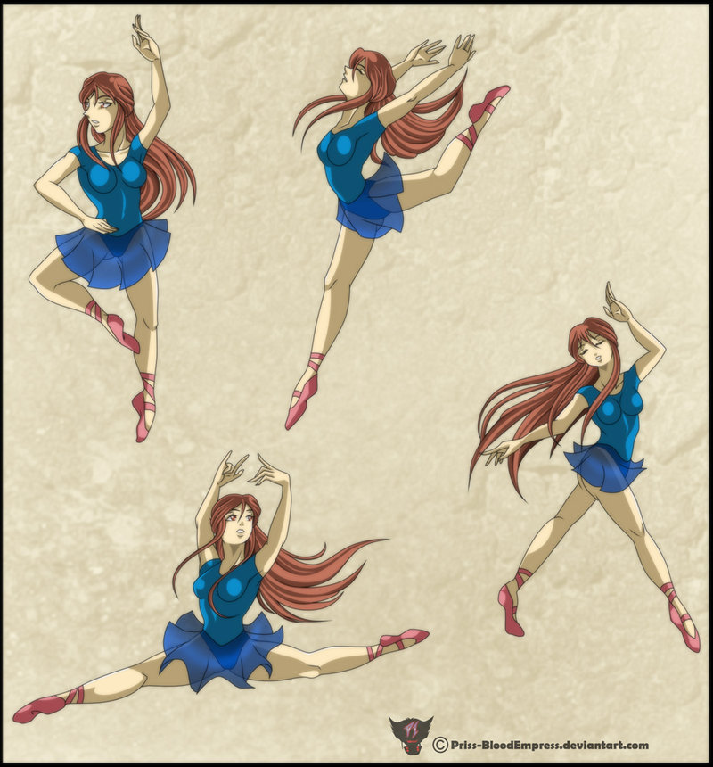 800x860 Comiss. Scarlett Dance Poses By Priss Bloodempress