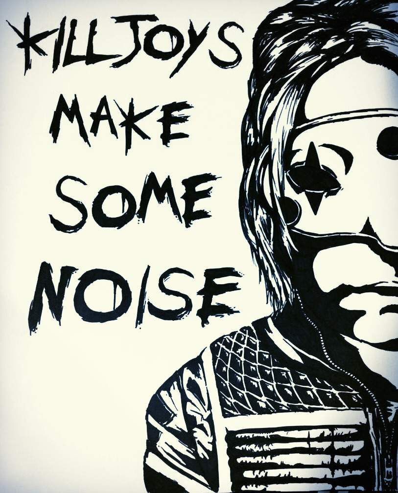 813x1008 Danger Days Sharpie Drawing Music Amino