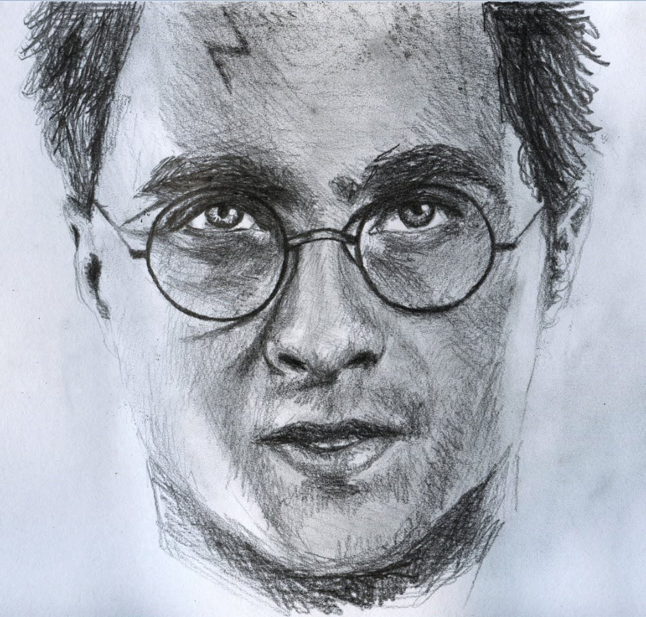 940x897 Harry Potter And The Deathly Hallows Daniel Radcliffe Portrait