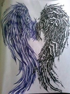 236x314 Angel Wings. Should It Happen, They Shall Appear To Be