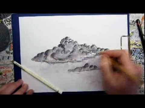 480x360 How To Draw Bad Weather Clouds