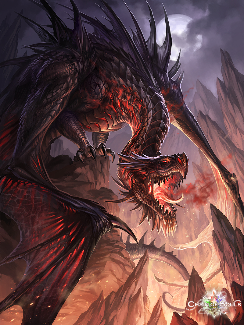 800x1067 Dragon By Sandara