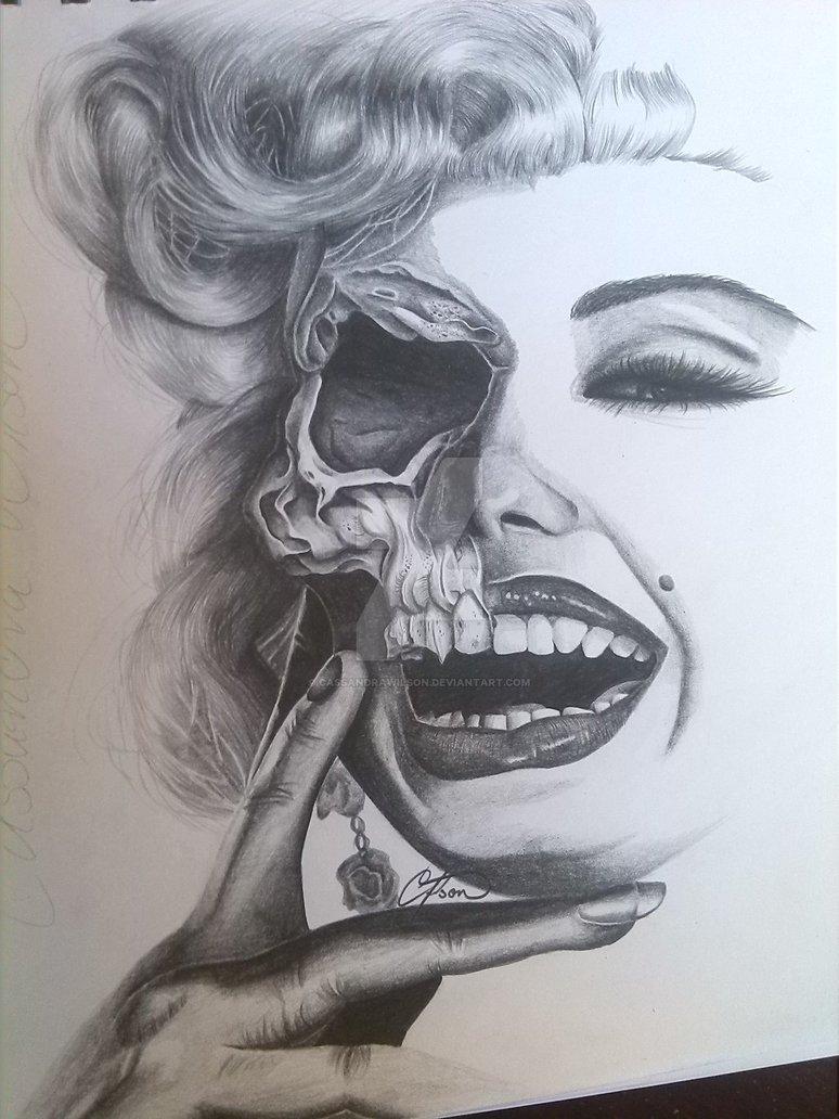 774x1032 Dark Marilyn Monroe