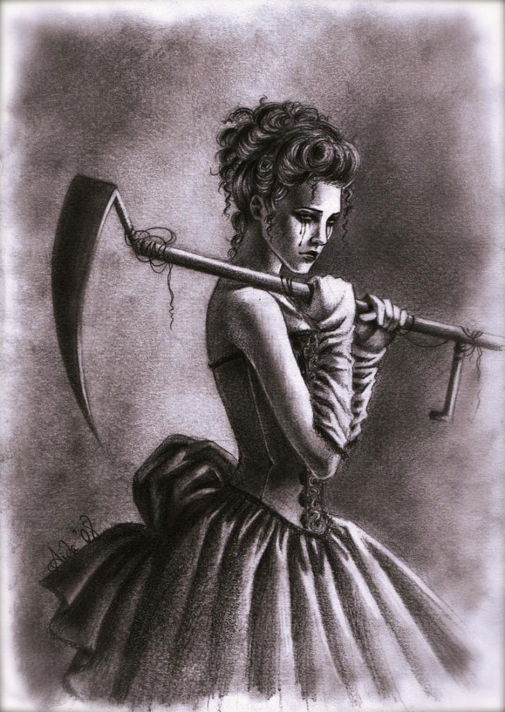 726x1024 Dark Pencil Sketches Creepy Drawings Scary Walleddydreams