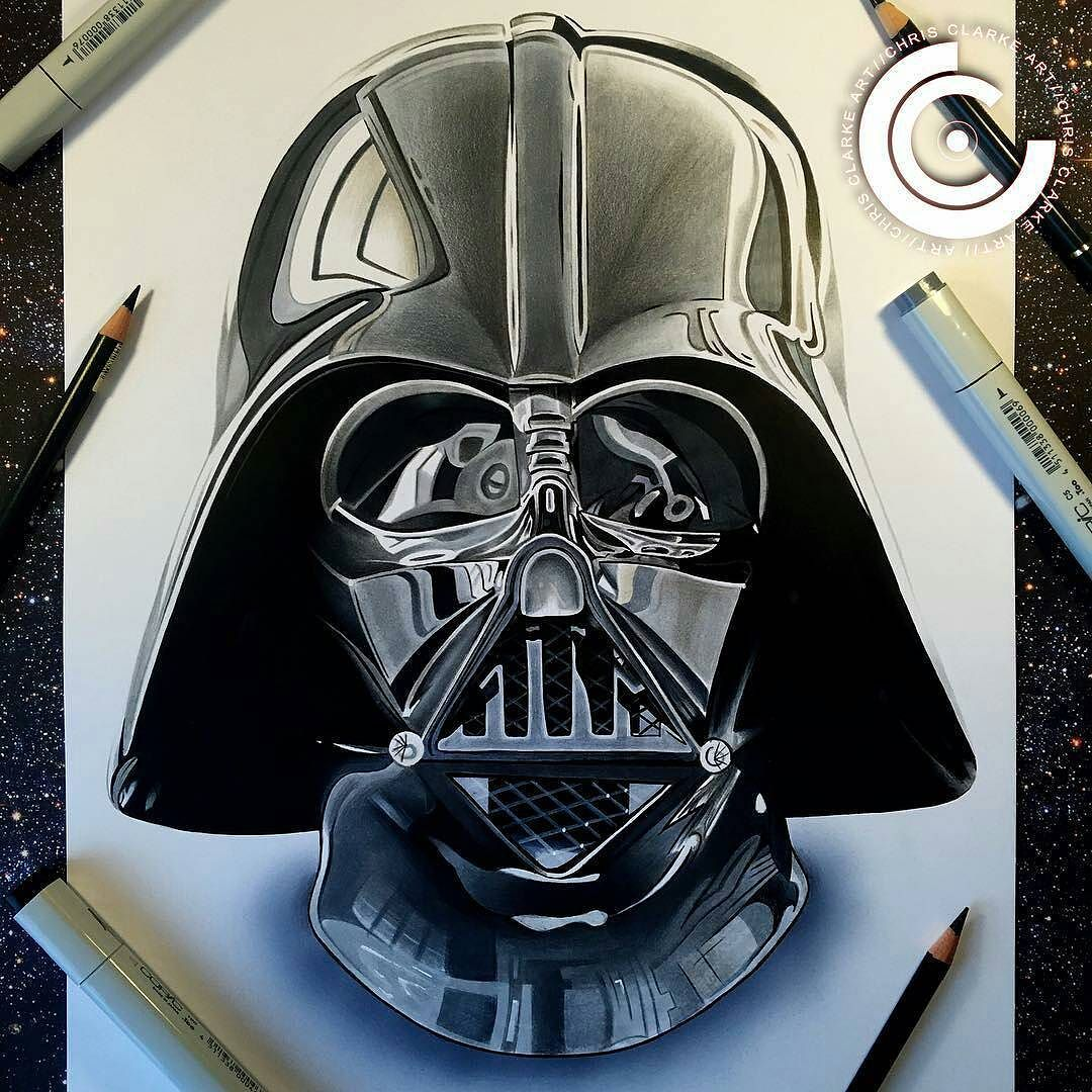 Dark Vader Drawing At Getdrawings Com Free For Personal
