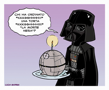 369x304 Darth Vader Happy Birthday By Lucagiorgi
