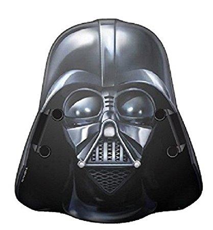 417x450 Tech 4 Kids Star Wars Head Shape Foam Sled Darth Vader