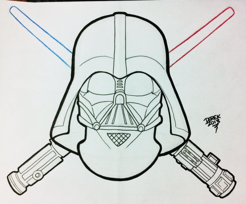 960x798 Derek Tattoo Star Wars Darth Vader Tattoo Ideas