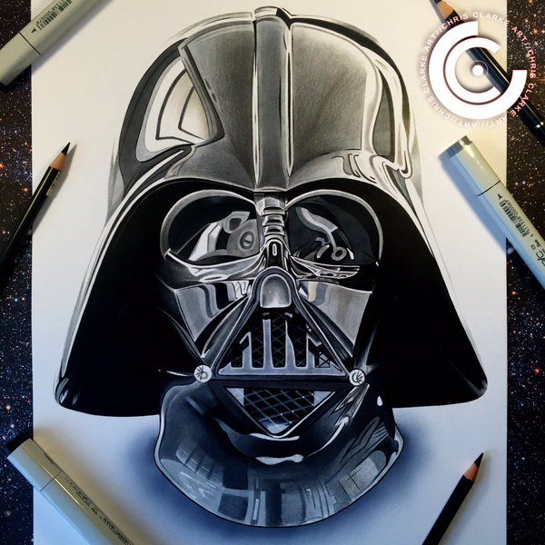 600x600 Chris Clarke On Twitter Darth Vader Helmet