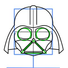 236x236 How To Draw Darth Vader