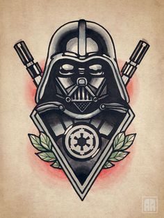236x314 Darth Vader Tattoo Design Tattoo Ideas Darth