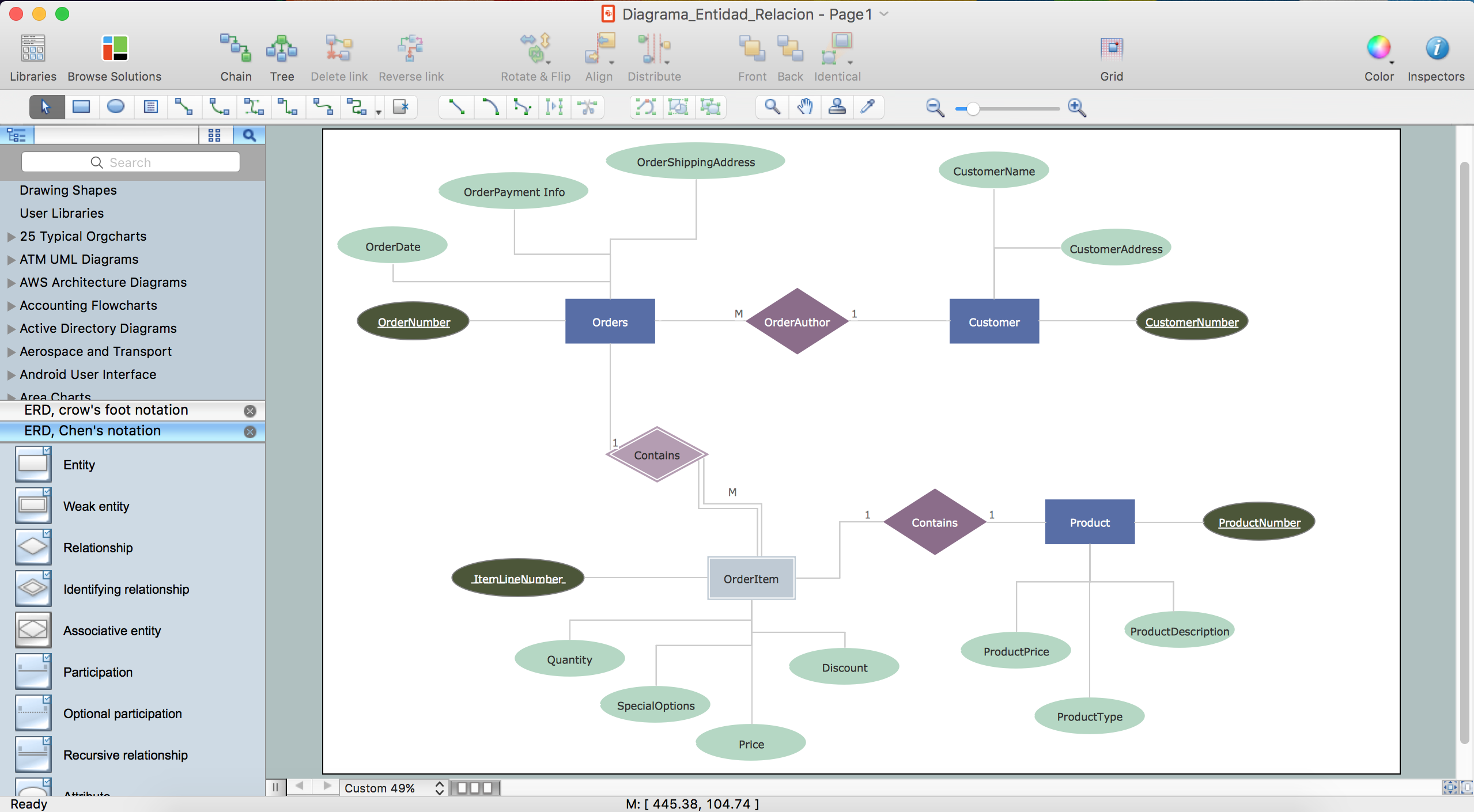 Database Drawing At Free For Personal Use Wiring Schematic Software 2558x1410 Er Diagram Tool Os X Professional Erd