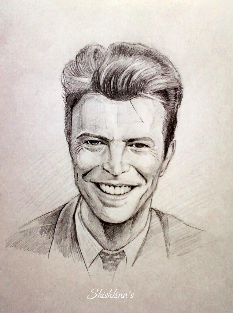 762x1023 David Bowie's Smile David Bowie Know Your Meme