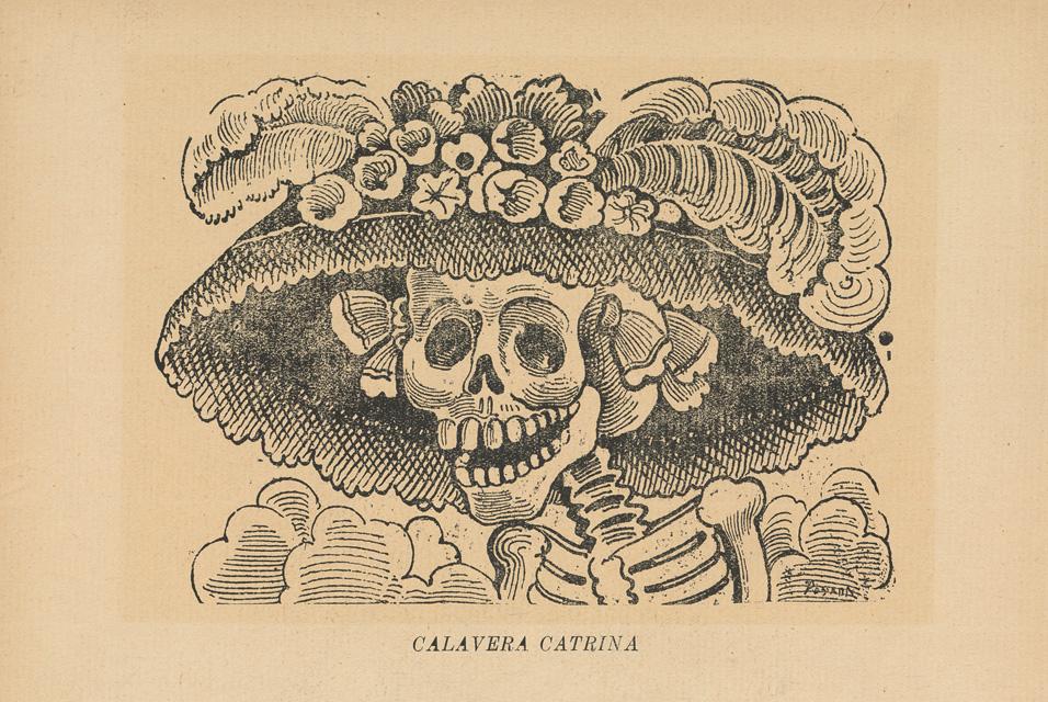 956x640 La Calavera Catrina